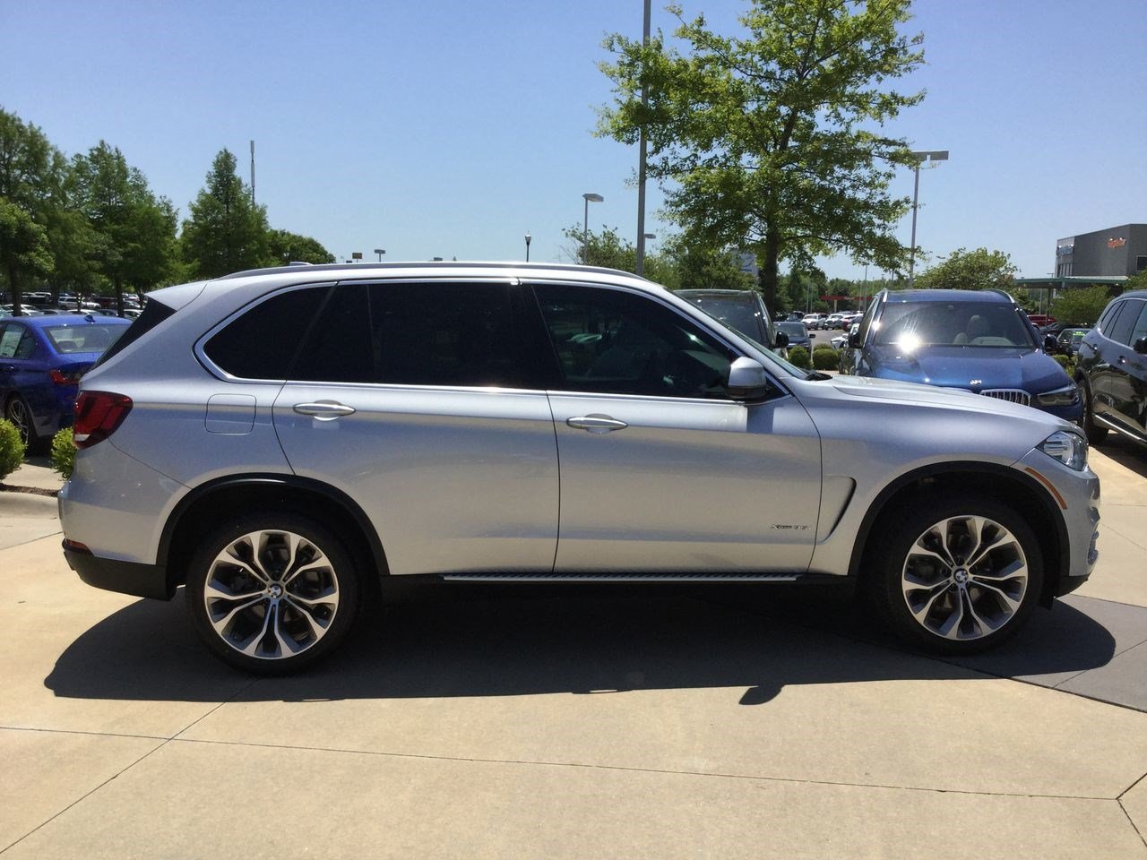 Certified Pre Owned 2017 Bmw X5 Xdrive35i
