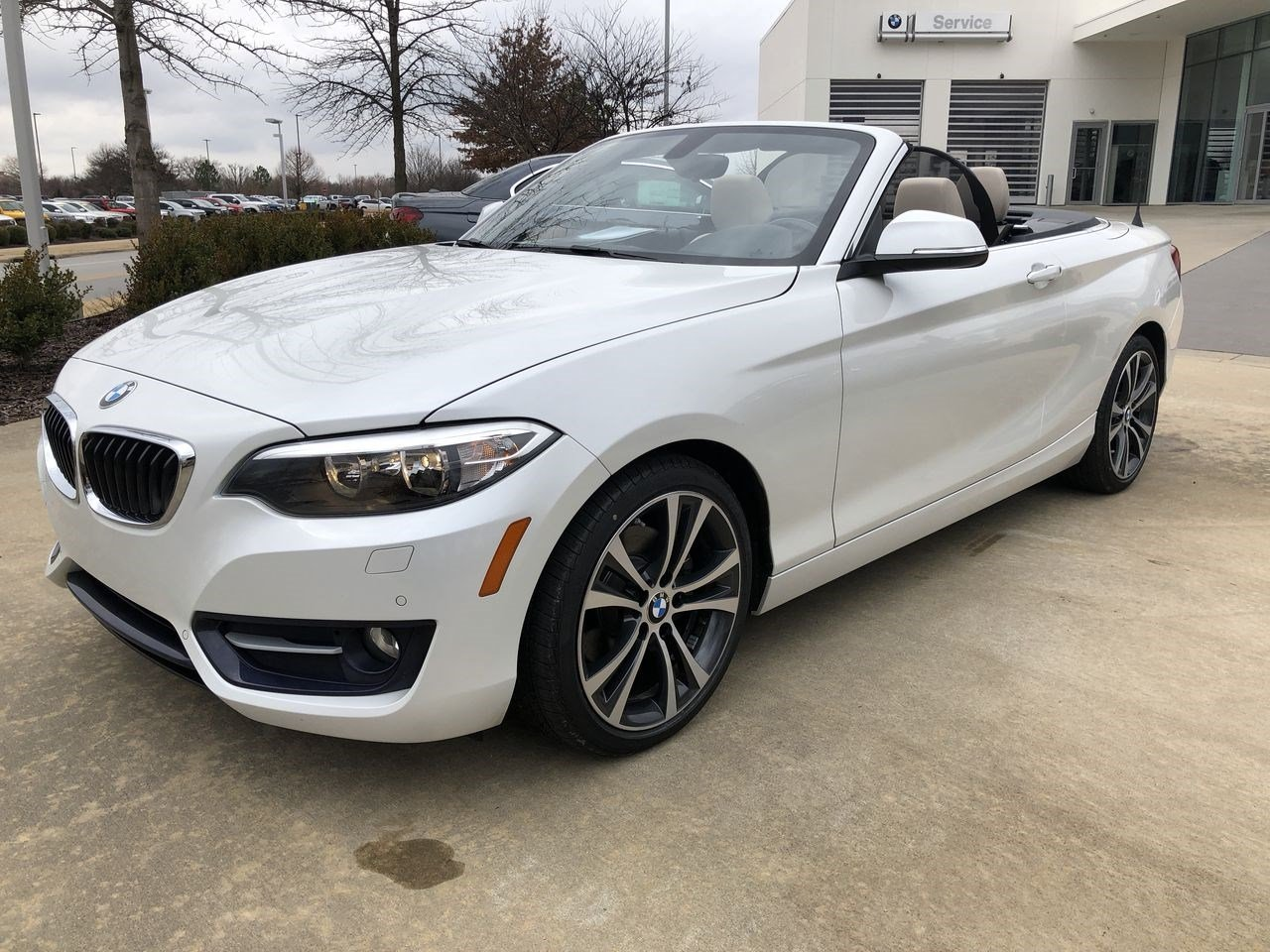 Certified Pre-Owned 2017 BMW 2 Series Cv 230i xDrive
