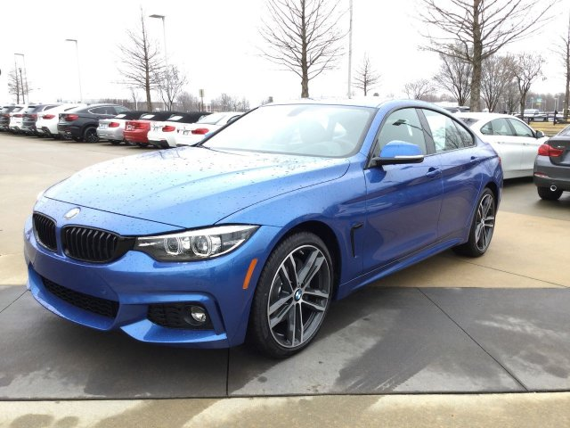 2019 Bmw 4 Series 430i Xdrive Awd Hatchback