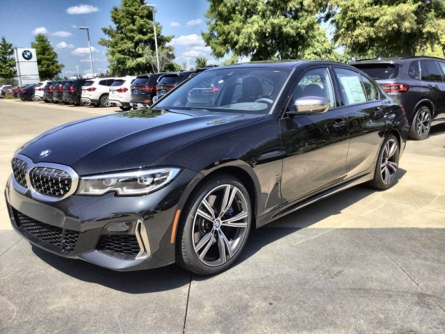 New 2020 Bmw 3 Series M340i Xdrive Awd 4dr Car