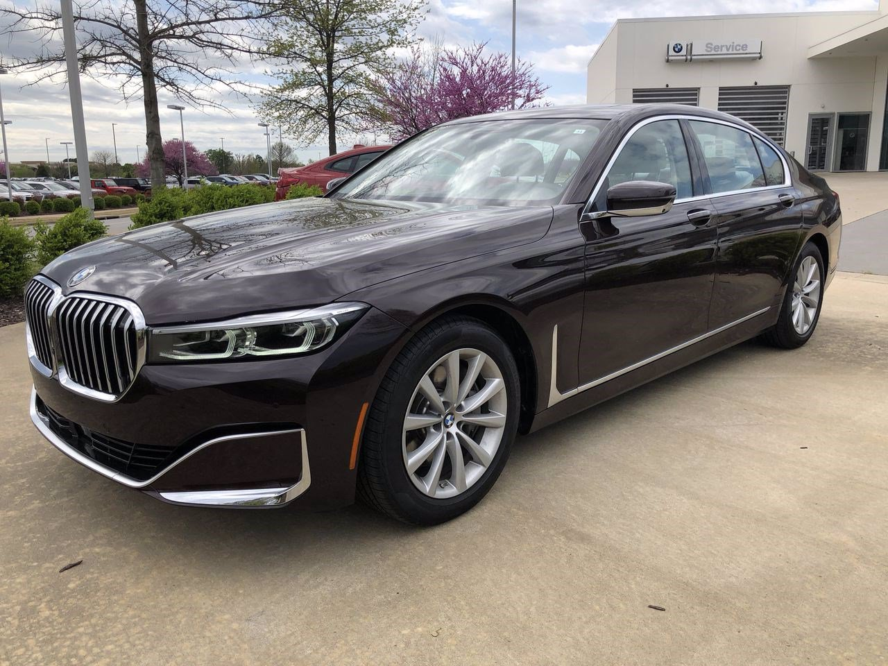 Pre-Owned 2020 BMW 7 Series 740i xDrive 4dr Car in Bentonville ...