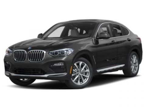 Pre-Owned 2020 BMW X4 xDrive30i