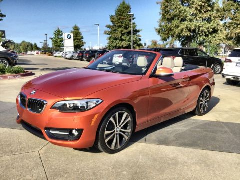 Certified Pre-Owned 2016 BMW 2 Series Cv 228i xDrive