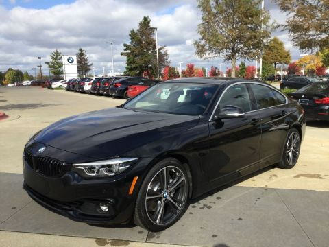 Pre Owned 2019 Bmw 4 Series 440i Hatchback In Bentonville Wm66301