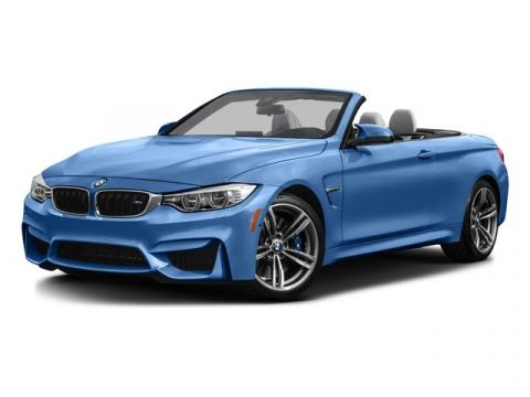 Certified Pre-Owned 2016 BMW M4 Cv
