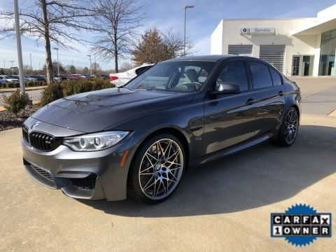 Certified Pre-Owned 2017 BMW M3